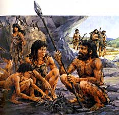 paleolithic age fire - photo #18